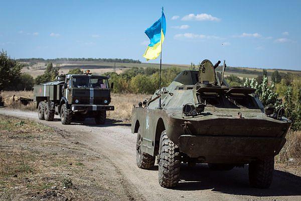 Zacięte walki w Donbasie. UE przygotowuje nowe sankcje wobec Rosji