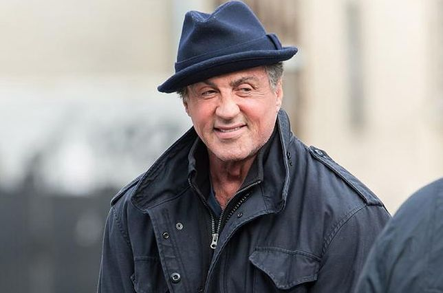"Sylvester Stallone w filmie ""Creed"""