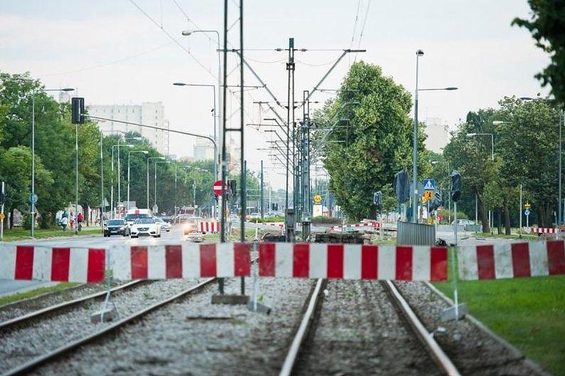 Od poniedziałku tramwaje wracają na Puławską
