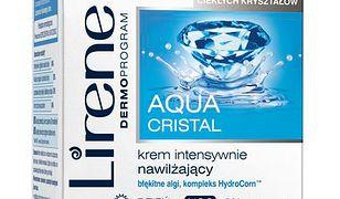 Lirene Aqua Cristal – intensywne nawilżanie dzięki technologii ciekłych kryształów