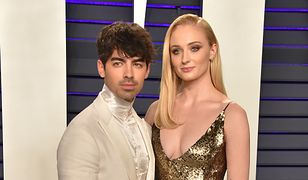 Joe Jonas opublikował zdjęcie żony Sophie Turner