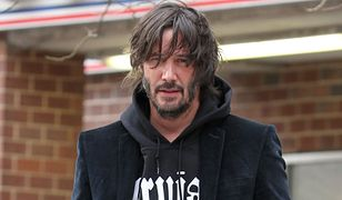 "Keanu Reeves grał m.in. w ""Matrixie"""