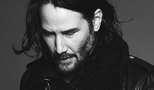Keanu Reeves został twarzą luksusowego domu mody.