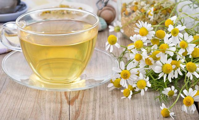 Herbata rumiankowa chroni przed rakiem
