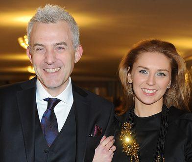 Hubert Urbański i Julia Chmielnik w styczniu 2013 roku