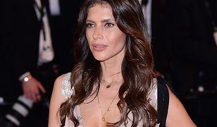 Weronika Rosati na Festiwalu Filmowym w Cannes