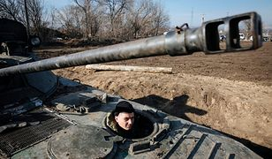 Ukraińskie siły w Donbasie