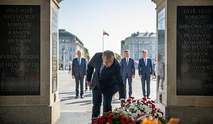 15 sierpnia. Defilada 2019 odbędzie się w Katowicach. Grzegorz Schetyna krytykuje za to rząd