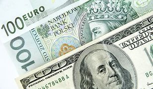 Euro najsłabsze względem dolara od 14 lat. Zyskuje na tym złoty