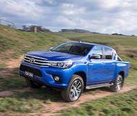 Toyota Hilux: trzy w jednym