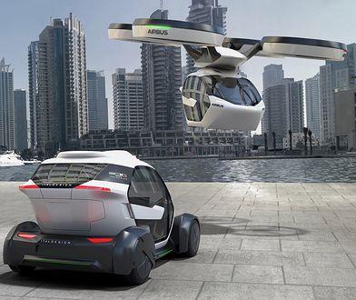 Airbus pokazał koncept latającego samochodu – Pop.Up