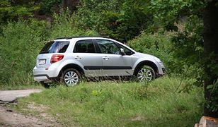 TEST: Suzuki SX4 1.6 4WD Topline Edition