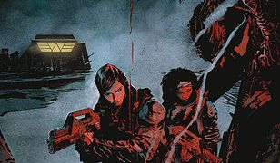"""Aliens: Opór"", wyd. Scream Comics, 2019"