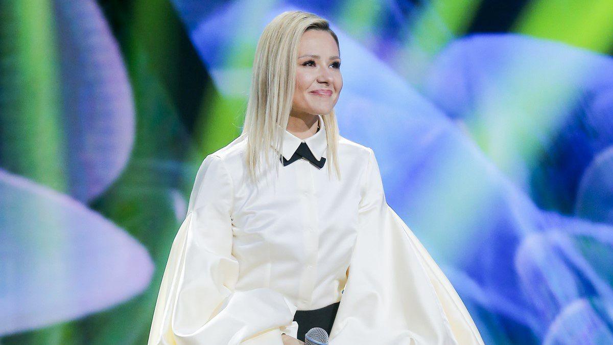 """Anna Karwan zaśpiewała utwór """"Pogrążona we śnie, Natalia"""""""