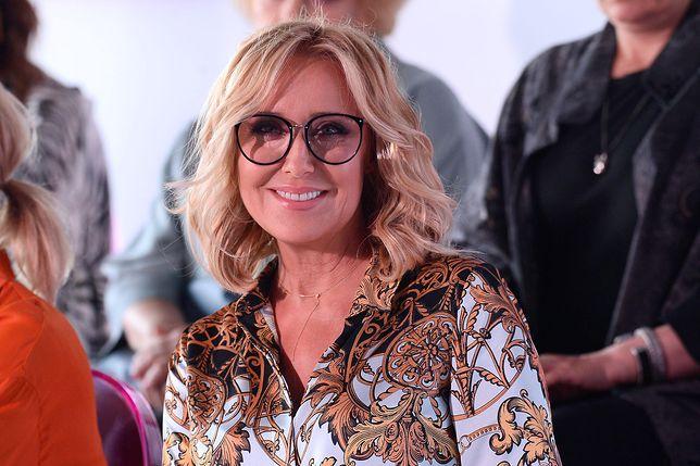 Agata Młynarska pokazała fanom swoją suknię ślubną