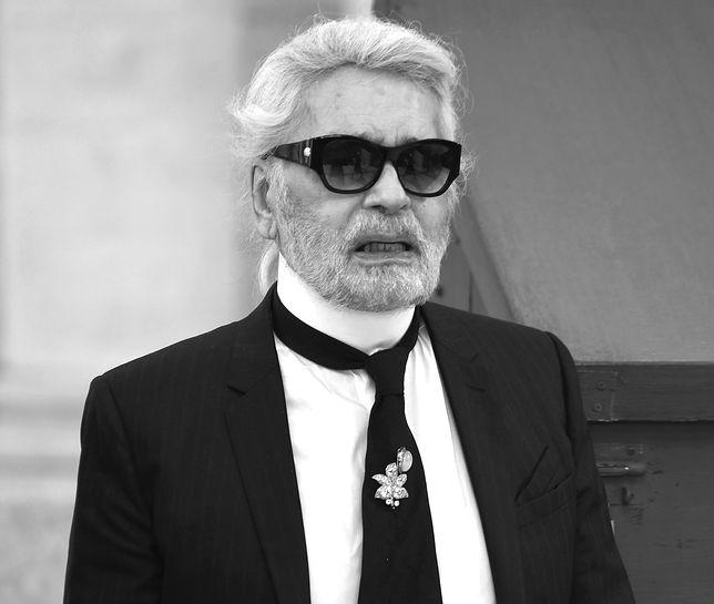 Karl Lagerfeld nie żyje. Był ekscentrykiem i jedną z najważniejszych ikon mody