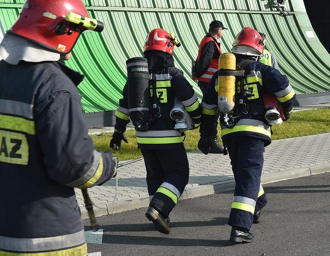 Strażacy zmienią kolor mundurów? MSWiA pracuje nad tym