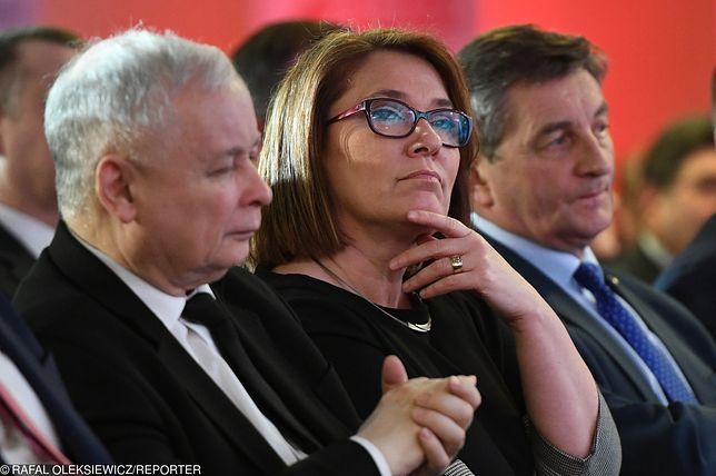 Beata Mazurek jest aktywna w mediach społecznościowych
