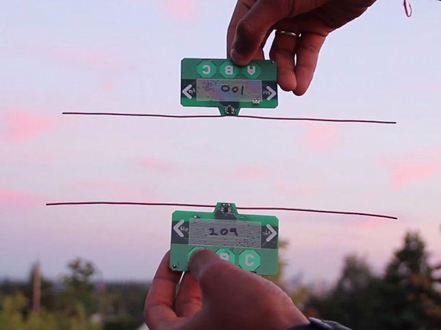 Oto komunikacja bezprzewodowa bez baterii