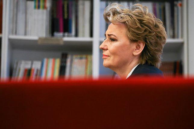 Jest decyzja śledczych ws. prezydent Łodzi Hanny Zdanowskiej