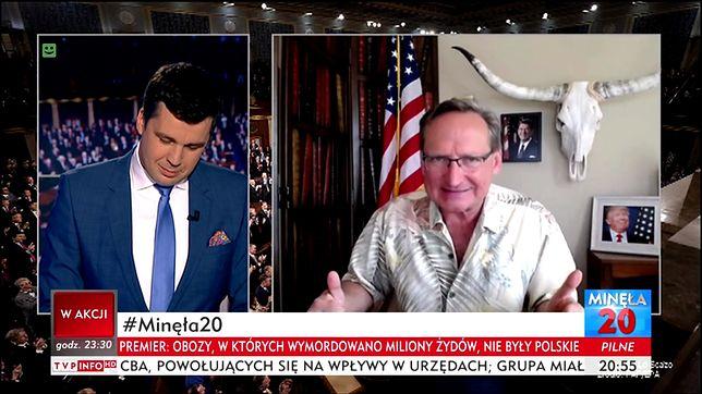Czego chce PiS? Morawiecki chce rozmawiać z Izraelem, w TVP ostre ataki na Żydów