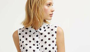 Kropki to popularny wzór na ubraniach i dodatkach