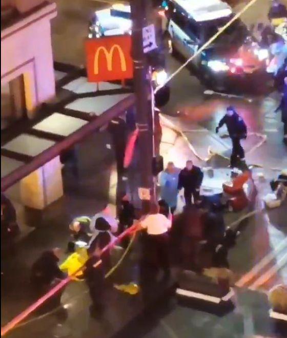 Do strzelaniny doszło w centrum Seattle