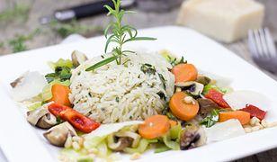 Risotto to specjał włoskiej kuchni