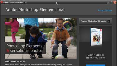 Rzut oka na: Photoshop Elements 10