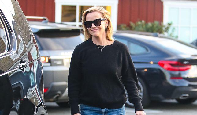 Reese Witherspoon na nartach z córką. Wyglądają jak bliźniaczki