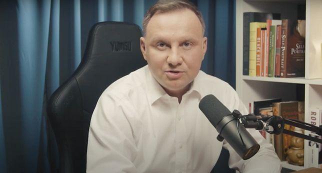 Wybory 2020: Andrzej Duda udzielił wywiadu bez cenzury. Skrytykował media publiczne