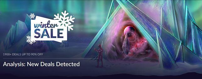 Zimowe promocje na GOG-u trwają w najlepsze