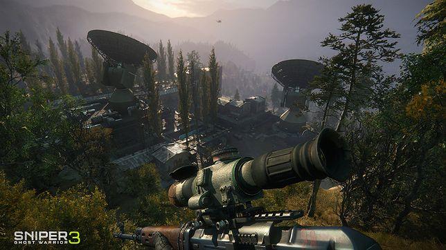 CI Games - kadr jednej z kultowych gier Sniper Ghost Warrior 3