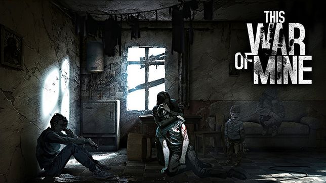 This War of Mine - logo gry