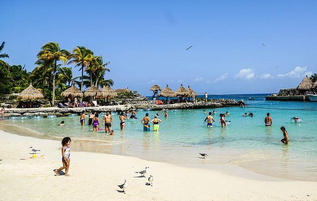 Praca w Cancun czeka. Można ją wykonywać z partnerem albo przyjacielem.