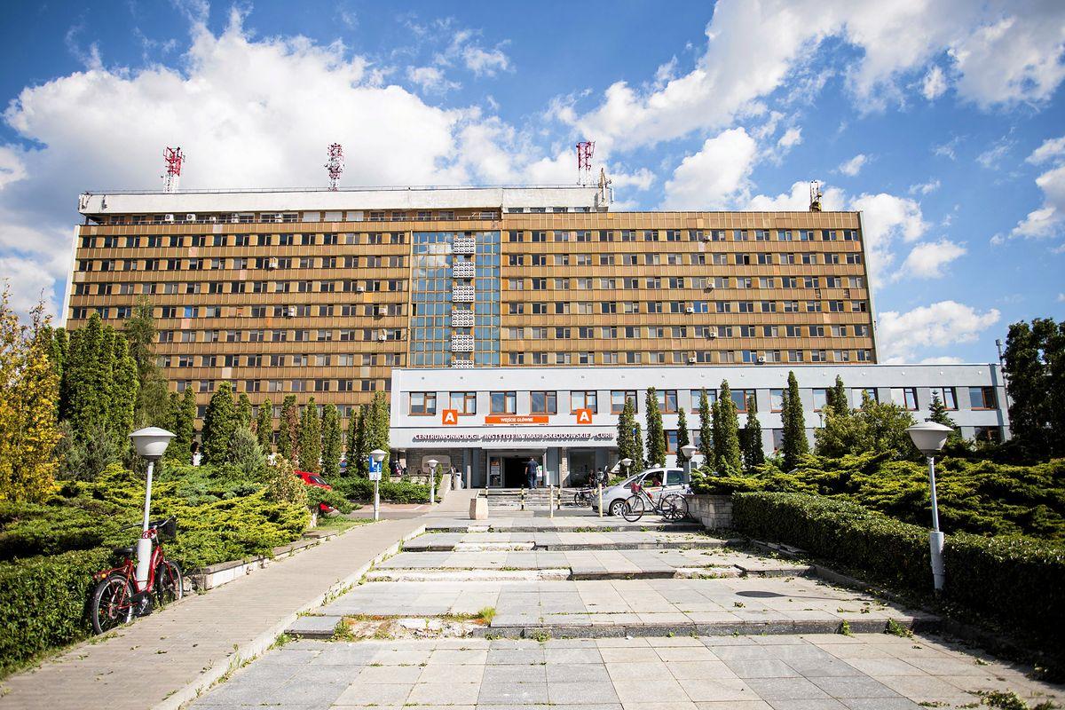 Koronawirus w Warszawie. Pierwszy przypadek w Narodowym Instytucie Onkologii. Oddział Nowotworów Płuc odseparowany