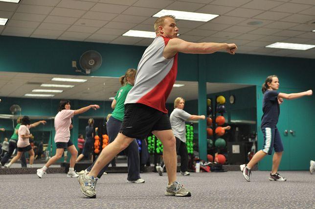 Krakowski klub fitness wykazał się nie lada kreatywnością