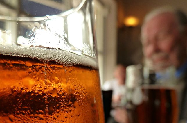 Zmiany klimatu w kuflu piwa