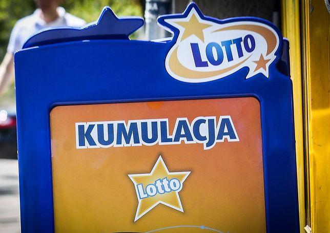 Kumulacja w Lotto rozbita. Wygrana 16,5 mln zł trafi do gracza ze Szczawna-Zdroju.