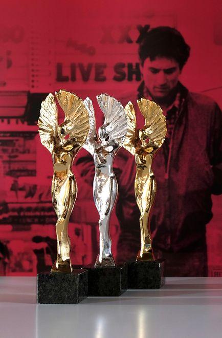 Nowe statuetki wręczane na Tofifest
