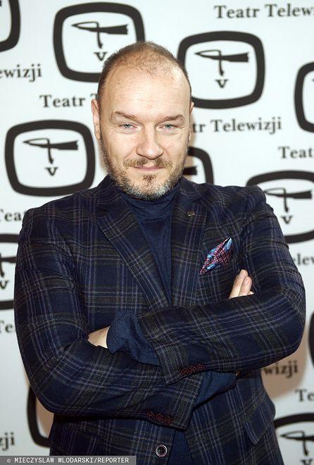 Redbad Klynstra - gwiazda Teatru Telewizji za prezesury Jacka Kurskiego, ale jednocześnie aktor z rolami u najważniejszych reżyserów