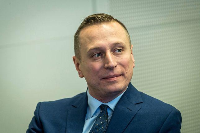 Jest zawiadomienie do prokuratury ws. gen. Janiszewskiego. Pracowała u niego