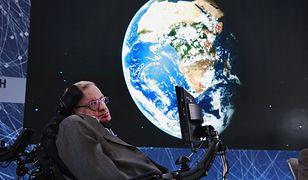 Hawking i jego teoria kosmosu
