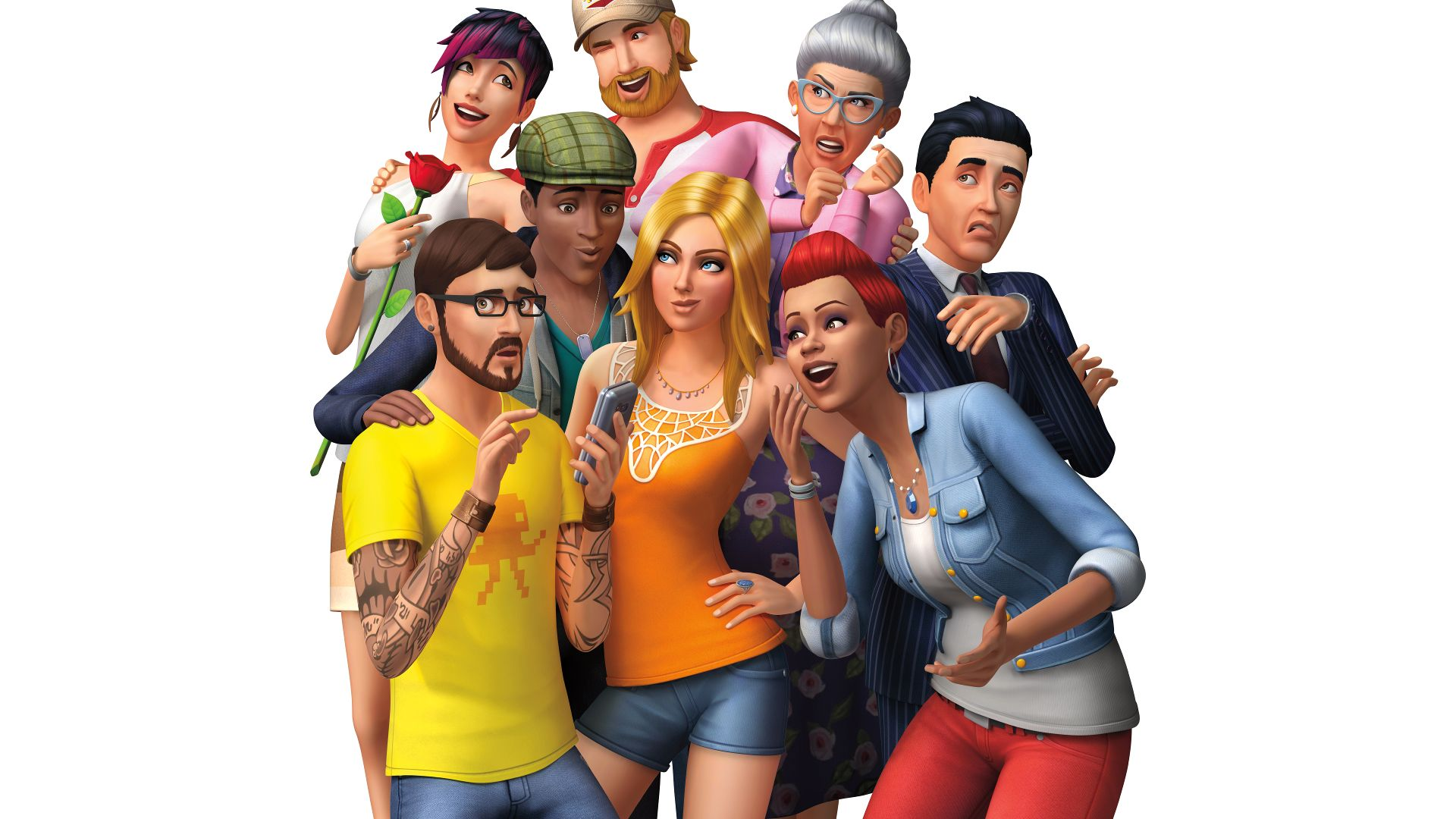 EA anuncia The Sims 4 para Xbox One y PS4