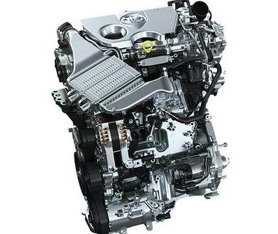 Jak działa silnik 1,2 Turbo Toyoty?