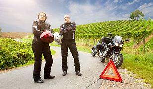 Za zepsuty motocykl dostaniesz samochód zastępczy