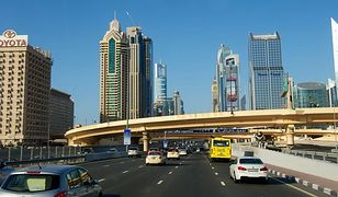 W Dubaju więcej aut na mieszkańca niż w Londynie czy Nowym Jorku