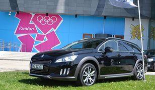 Peugeot sponsorem polskich olimpijczyków