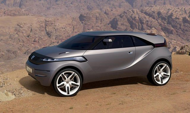 Nowy Duster oraz prototyp Renault we Frankfurcie