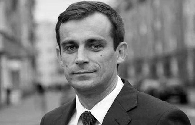 Śmierć radnego Pawła Chruszcza. Śledczy nie wykluczają żadnej wersji